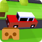 VR Street Jump for Cardboard Icon