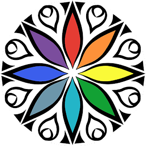 Coloring book app - MyColorful Icon