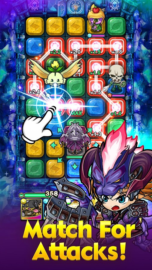 Puzzle Monster Quest Screenshot 0