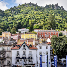 Sintra  by Mike Hotovy - City,  Street & Park  Historic Districts