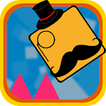 Jump Over The Spikes Icon
