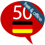 Learn German - 50 languages Icon