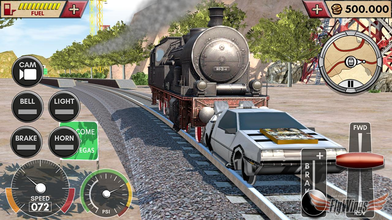 Train Simulator 2016 HD Screenshot 2
