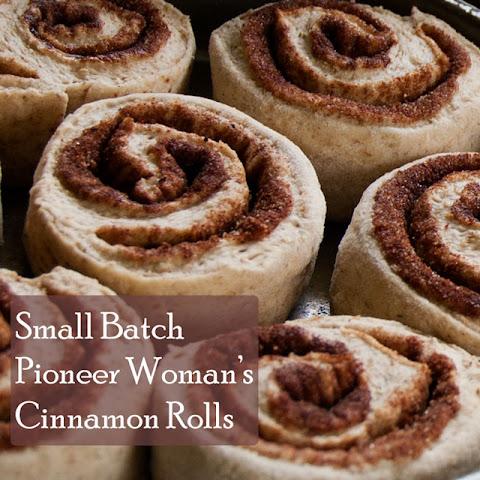 Pioneer Woman''s Cinnamon Rolls Recipes | Yummly