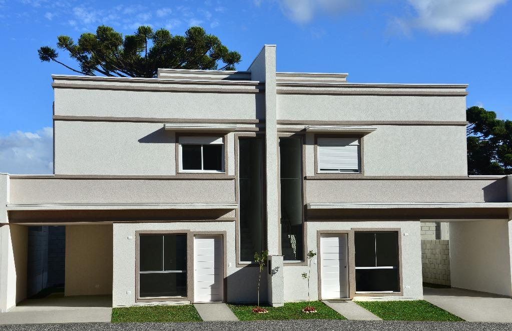 CA0072-CST, Casa de 3 quartos, 125 m² à venda no Campo Comprido - Curitiba/PR