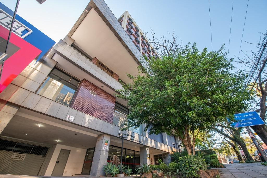 Sala comercial semi- mobiliada - Bairro Petrópolis - Porto Alegre - RS