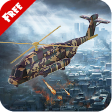 3D City Helicopter Warrior