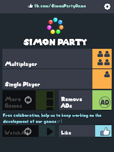 Simon Party- screenshot thumbnail