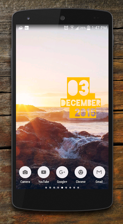 Ruckus Zooper widget pack Screenshot 5