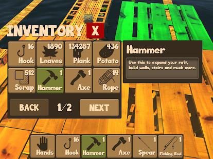 Raft Survival Simulator APK for Ubuntu