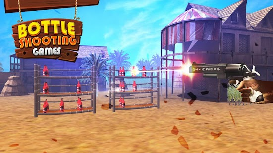 Game Bottle Shooting Games APK for Kindle