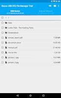 Screenshot of Nexus USB OTG FileManagerTrial