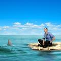 Ocean Survival on Raft