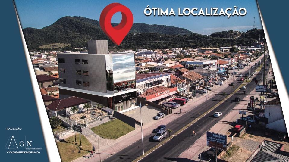 Loja à venda - Ingleses do Rio Vermelho - Florianópolis/SC