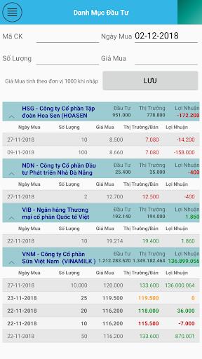 Tin Chung Khoan screenshot 2