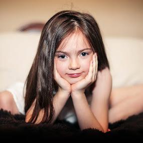 by Michiyo Clark - Babies & Children Child Portraits ( child, texas, photographer, portrait )