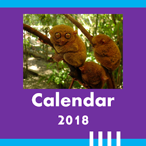 Wildlife Calendar 2018 for PC-Windows 7,8,10 and Mac