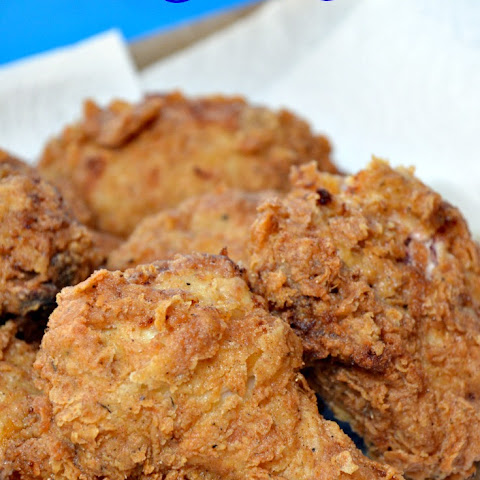 Best Ever Fried Chicken Recipe!
