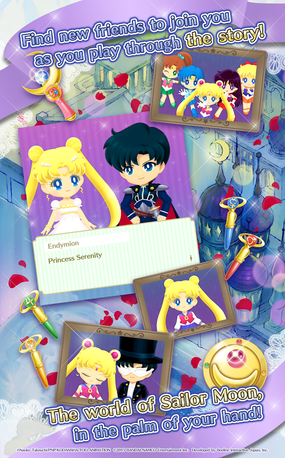 Sailor Moon Drops Screenshot 3