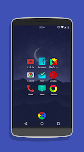 Matericons Icon Pack Screenshot