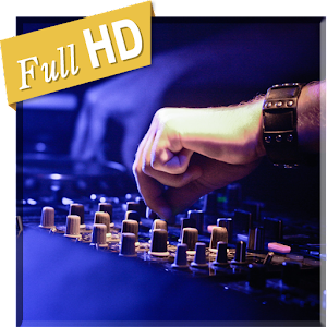 Real DJ Music HD 3D LWP for PC-Windows 7,8,10 and Mac