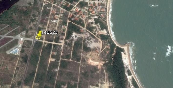 Lote de Esquina na entrada de Tabatinga 2