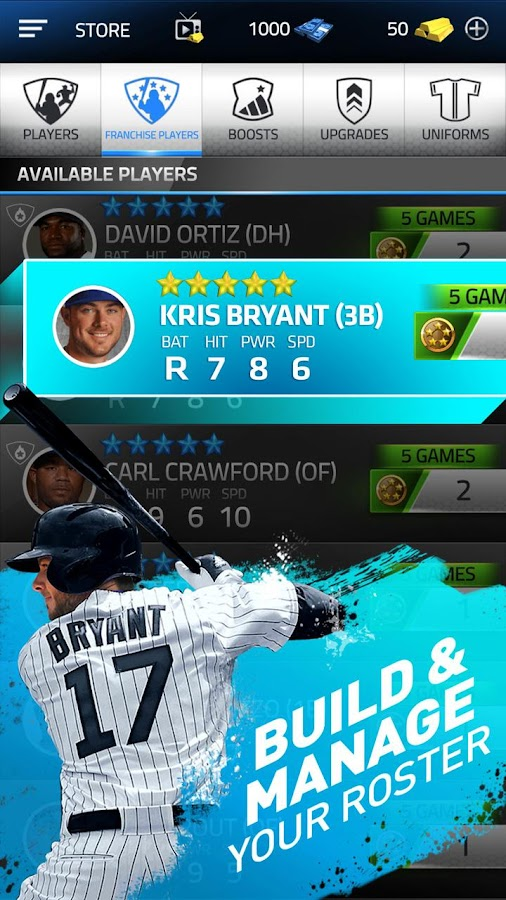 TAP SPORTS BASEBALL 2016 Screenshot 2