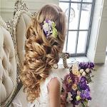 Wedding Hair Styles Icon