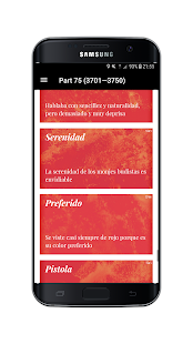 Fivey — 5000 Spanish Words — Flashcards Screenshot