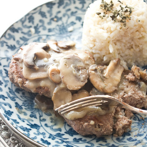 Filipino Burger Steak