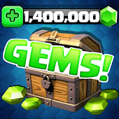 Gems Clash Royale Simulator