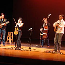 Family bluegrass band by Stephen Deckk - People Musicians & Entertainers