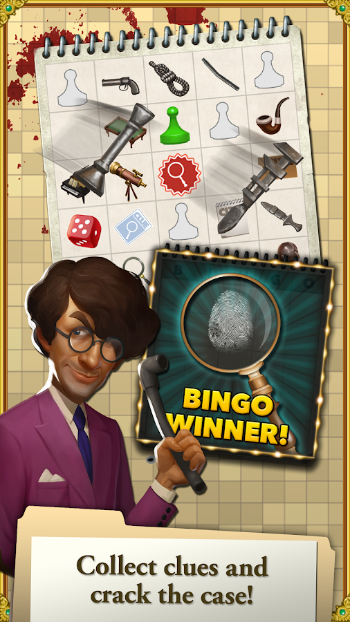 CLUE Bingo Screenshot 3