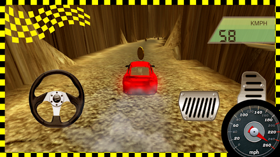 Mountain Car Off Road Race- screenshot thumbnail
