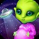 Mommys Cute Newborn Alien Baby
