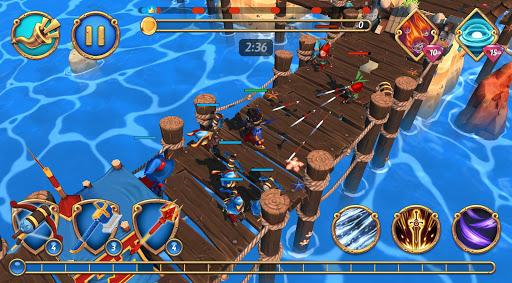 Royal Revolt 2 screenshot 5