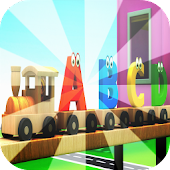 Download ABC Train songs for kids APK for Android Kitkat