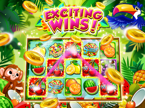 Slots Vacation - FREE Slots APK screenshot thumbnail 5