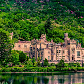 Kylemore Abbey & Victorian Walled Garden - Heritage Ireland by Gaidars Sudmalis - Landscapes Travel ( kylemore abbey & victorian walled garden - heritage ireland )