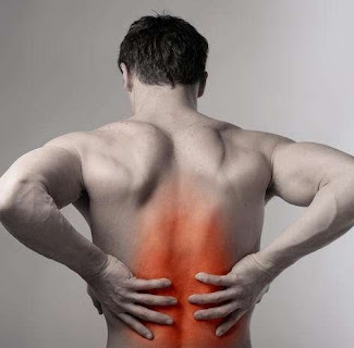 Lower Back Pain Relief - DCL Fitness LIvingston