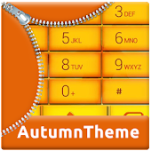App Autumn Dialer Theme APK for Windows Phone