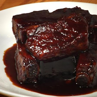 Meadowsweet's St. Louis Ribs With Bourbon BBQ Sauce