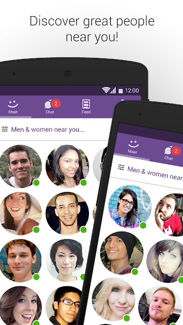MeetMe: Chat & Meet New People screenshots