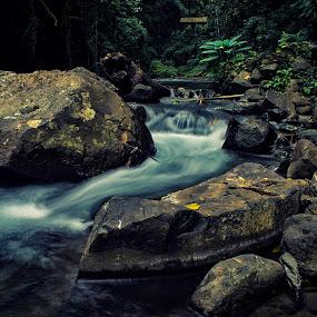 by Dexyogi Shang Serigalahitam - Landscapes Waterscapes