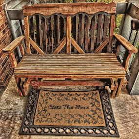 by Rhonda Rossi - Artistic Objects Furniture (  )