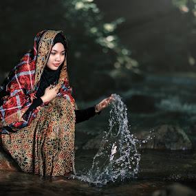 by MSR Photography - People Portraits of Women ( water, people )