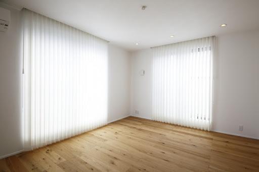 【3階洋室】 日当たりのよい居室 ※電動シャッター完備