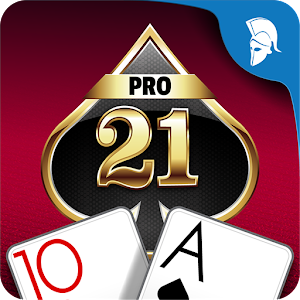 Play the hottest Live BlackJack around,hundreds of tables and as real as it gets APK Icon