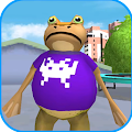 Crimina Frog Game Amazing Adventure : CITY TOWN APK
