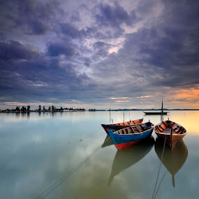 ++. 5nd6nes5an 5s3and .++ by Ahmad Zulharmin Fariza - Transportation Boats